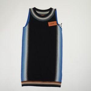 Missoni Orange Label Knit Mini Dress